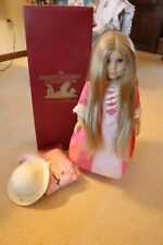 American Girl Doll Elizabeth Cole Doll; USED & PREOWNED