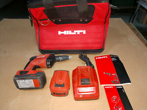 HIlti  Compact screwdriver SD 4500-A18 cordless systems
