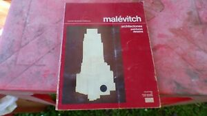 Malevich Architectones Catalogue Centre Pompidou Martin And Pedersen 1980