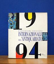 Internazionale dell' antiquariato 1994 ed. Allemandi 1994  Catalogo Antiquariato