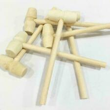 Wooden Mini Hammer Knocking Planet Cake Small Small Hammer X6A Wooden Child Q1D5