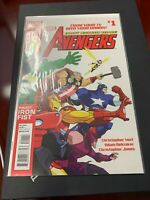 Marvel Universe The Avengers Earth's Mightiest Heroes #1 Marvel Comics 2012