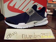 NEW Nike Sock Dart Midnight Navy QS size 12