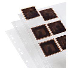Hama Polypropylene Negative Sleeves 12 SINGLE 6x6 Negatives PACK of 100