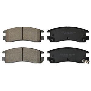 Premium Ceramic Disc Brake Pad REAR Set For Impala Grand Am Prix Alero KFE698