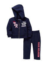 True Religion Boys Sweatsuit Outfit NEW NWT 18 Months 2 PCS