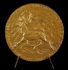Médaille Frédéric Rossif, Réalisateur De Nuremberg à Nuremberg animal Deer Medal