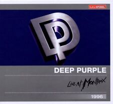 Deep Purple-Live at Montreux 1996 (Kulturspiegel EDITION) CD NUOVO + bonustracks