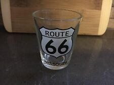 """Route 66 Shot Glass 2.5"""""""