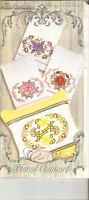 Anita Goodesign VINTAGE - Floral Cutwork - New CD in Original Case