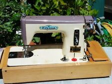 Swiss Made Eterna Enamel Metal Sewing Machine - For Servicing / Reconditioning