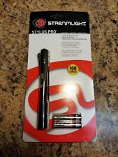 Stylus Pro Streamlight W/ Batteries Free Shipping