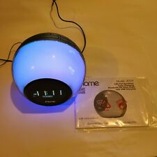 iHome IBT29 Dual Alarm Clock Radio - Color Changing USB Charging • FAST SHIPPER