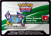 1x Pokemon TCG Online Code Card XY Fates Collide Booster FAST Email delivery
