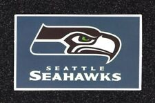 Lot of 5 Seattle Seahawks NFL Vinyl Stickers