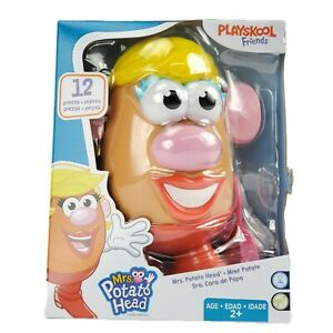 "MRS. POTATO HEAD PlaySkool Friends ""BRAND NEW & FACTORY SEALED"" Discontinued"