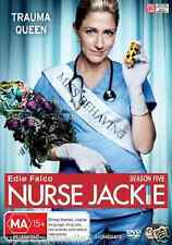 Nurse Jackie Season 5 : NEW DVD
