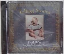 NEW Telling Stories   Fred Haas   Gene Bertoncini   Michael Moore  CD Jazz Toons