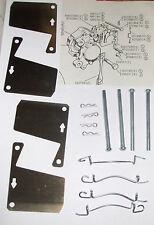 FORD Capri Mk1 Mk2 Mk3 Cortina Mk3 Mk4 Mk5 BRAKE PAD FITTING KIT (Pins & Shims)