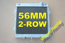 56MM ALUMINUM RADIATOR BMW E30/320is S14/M3 Evolution/II Sport,Convertible 85-93