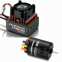 Hobbywing QUICRUN 10BL60 Sensored ESC / 3650 Brushless 8.5T G2 Motor : 1:10