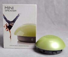 Bluetooth Speaker Wireless Mushroom Mini SPEAKER for iPHONE iPAD MP3 - Blue