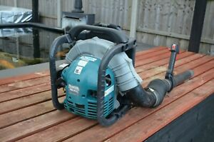 MAKITA RBL500 BACKPACK PETROL LEAF BLOWER FULL WORKING ORDER