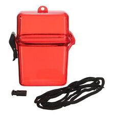 Waterproof Plastic Case Container Storage Key Money Phone Swimming Dry Box Hot