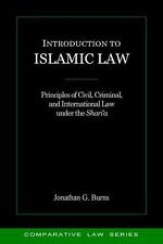 Introduction to Islamic Law : Principles of Civil, Criminal, and...