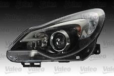 Front Left Headlight Fits Vauxhall Corsa D OE 1226131 Valeo 44591