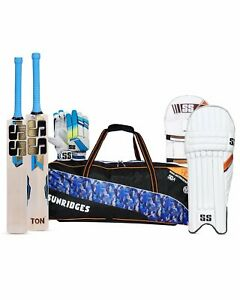 SS Custom Grade 3 Cricket Bundle Kit - Boys/Junior
