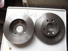 kia mentor brembo front brake discs