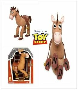 Toy Story Talking Bullseye Horse Galloping Interactive Sound Doll Kid Toys Gift