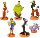 Disney 20th Anniversary The Emperor\'s New Groove Figure Play Set Brand New Toy