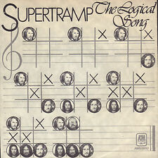 "SUPERTRAMP - The Logical Song (1979 VINYL SINGLE 7"" DUTCH PS)"