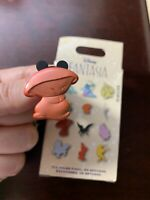 Disney Fantasia 80th Anniversary Mystery Pin- Small Hop Low Orange Mushroom