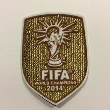 FIFA 2014 World Champion- Soccer Jersey Patch - Germany