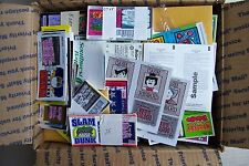 USED INSTANT LOTTERY TICKETS 35 DIFF. STATES. + MORE MEDIUM FLAT RATE BOX FULL
