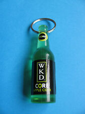 WKD Bottle Opener / Keyring. CORE. Apple Cider