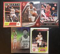 2019-20 Donruss Chronicles Basketball Cam Reddish Rookie 5 Card Lot Hawks