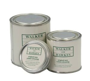 Walker and Hawkes - Original Wax Cotton Dressing Reproof protection for Clothing