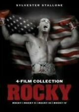 Rocky 4-Film Collection [New Dvd] Widescreen