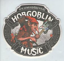 UNUSED BEERMAT - WYCHWOOD BREWERY- HOBGOBLIN MUSIC (Cat 062) - 2016