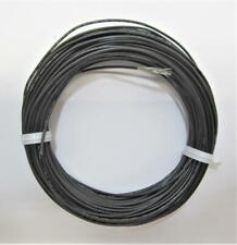 50 Ft 22 Awg Mil Spec Stranded Air Frame Wire M2275932 22 0 Black 15