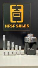 Bentley for Men Black Edition Edp Samples (2, 3, 5, 10ml) Glass Sprays!