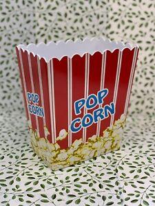Plastic Hobby Lobby Popcorn Box
