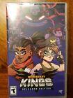 Mercenary Kings Reloaded Nintendo Switch Limited Run Games #002 NEW