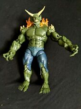 Marvel Legends Green Goblin Series figure..BAF Superior Goblin....loose