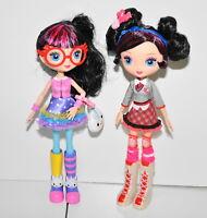 Kuu Kuu Harajuku Doll Lot of 2 Dolls with Fashion Outfits