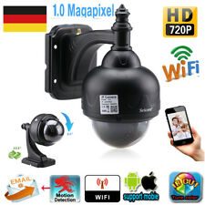 720P IP Kamera Wifi WLAN Wireless Netzwerk IR Nachtsicht Outdoor Dome Camera